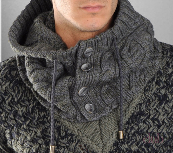 Mens Knit Knitting Patterns Nice Sleepless